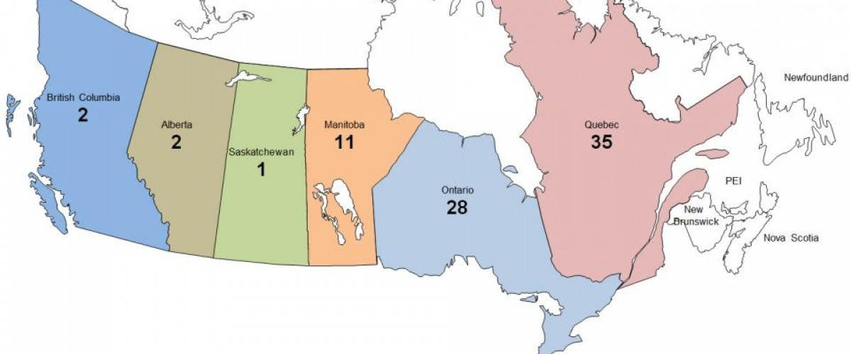 Quebec has most Canadian plant sites among FDMC 300 companies