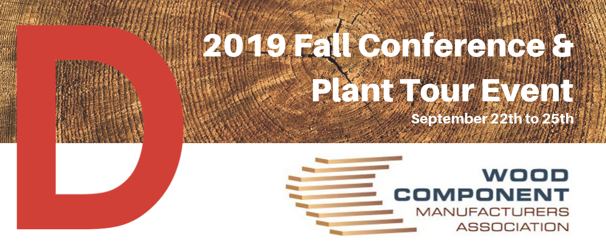 Doucet is participating at the WCMA 2019 event !