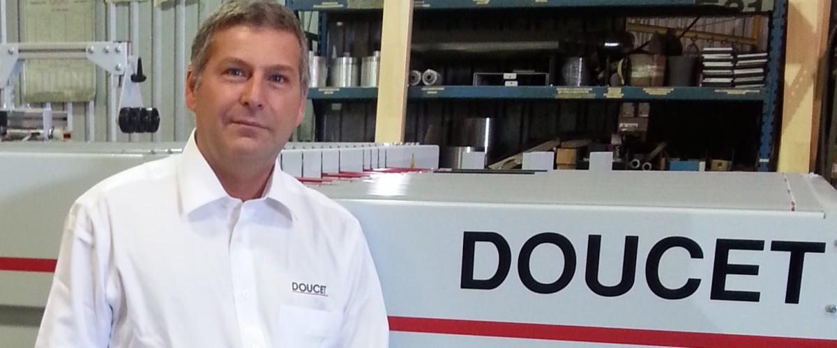 Nouveau directeur régional chez Doucet