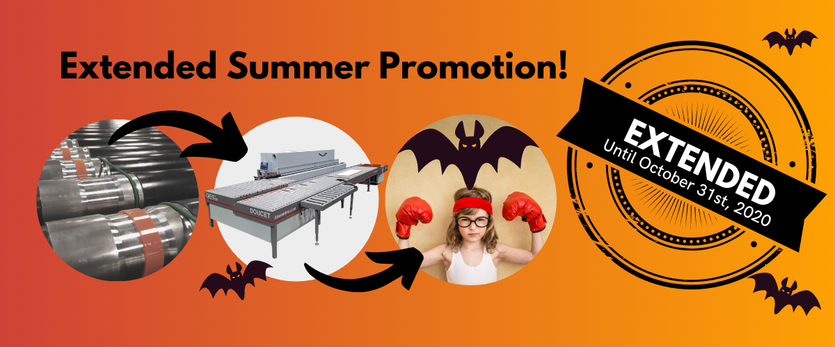 Extended Summer Promotion