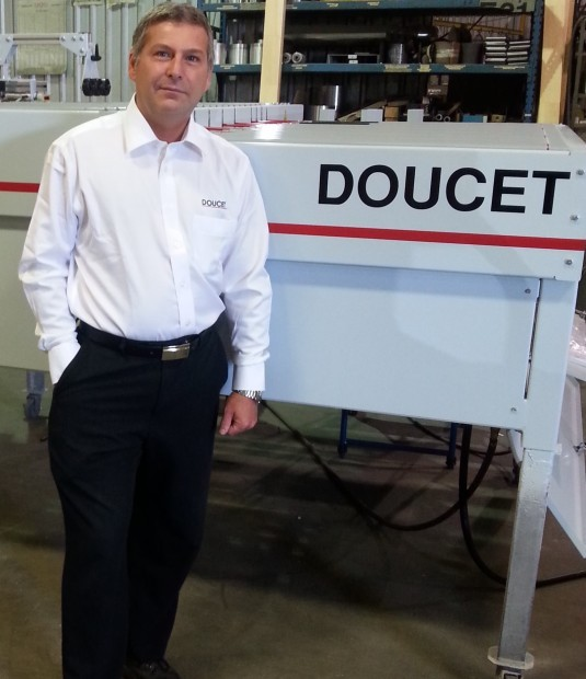 New appointment to our Doucet Sales Team