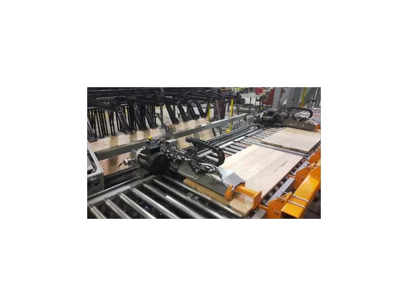 Load Accumulation Roller Conveyor