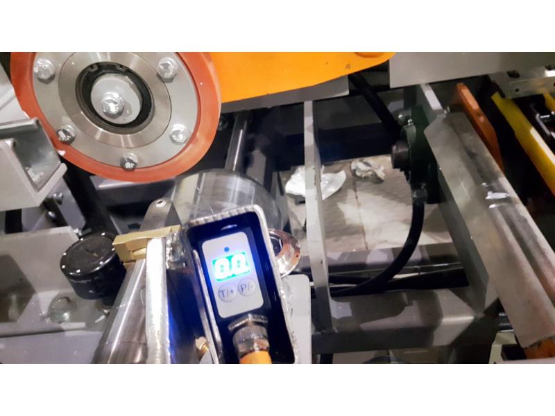 UV additive Detector in the glue