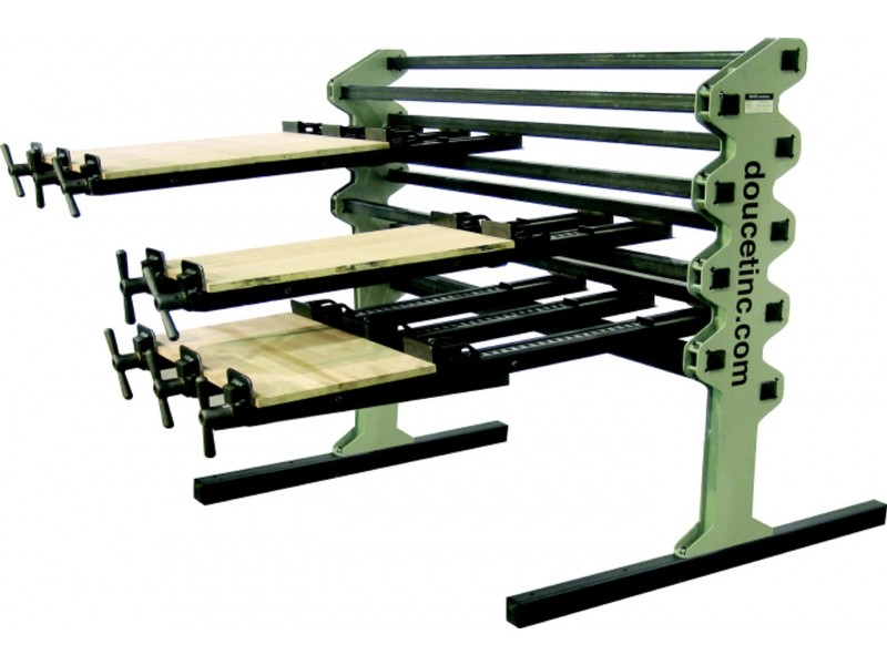 NWR Clamp Rack