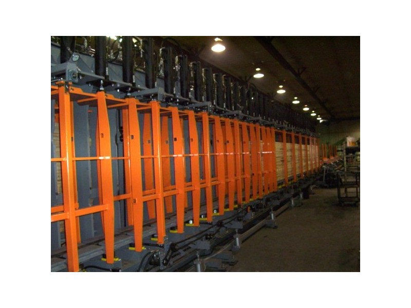 Laminated Beam Vertical Cold Press-2
