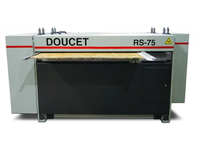 RS-75 - Scie à panneaux