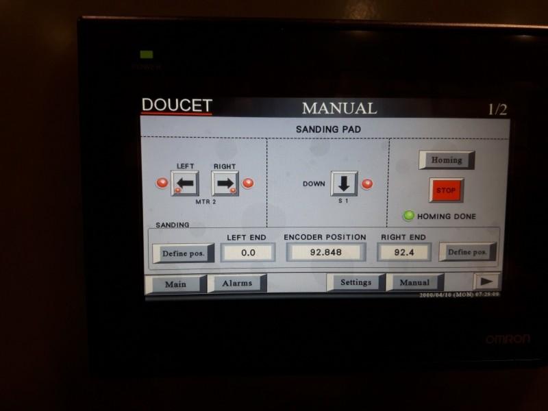 HMI Control Panel Page 3