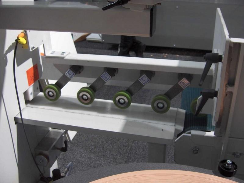 EBS-16 avec option roues de pression à l'entrée