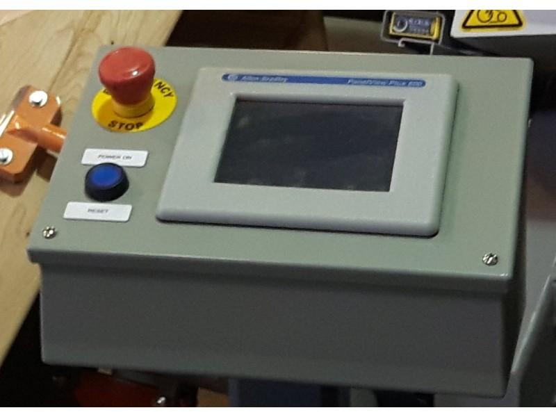 CCP - Panneau de contrôle avec interface opérateur