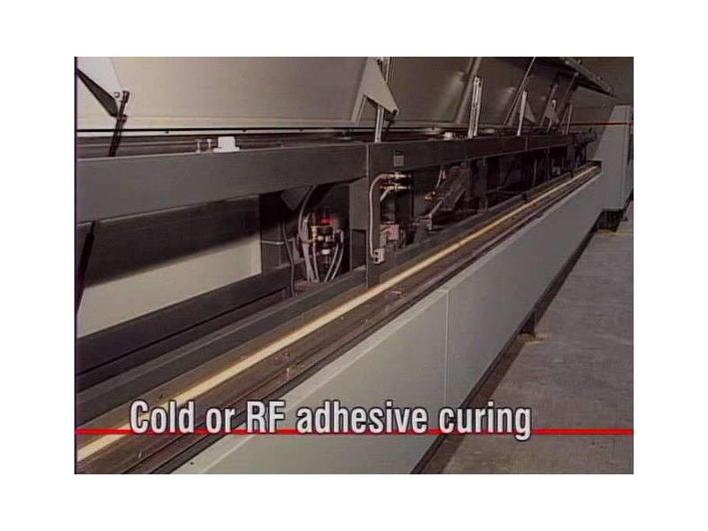 DJ-400 - Cold or RF Adhesive Curing