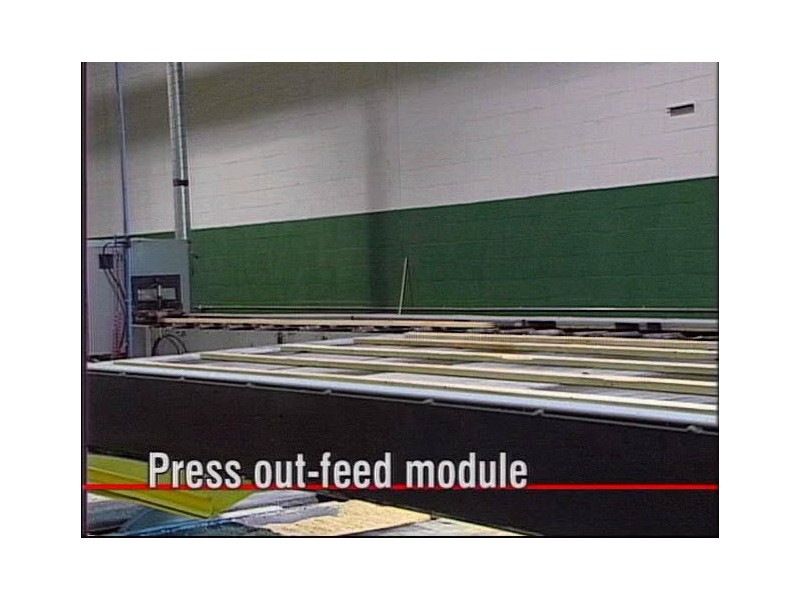 DJ-400 - Press Outfeed Module