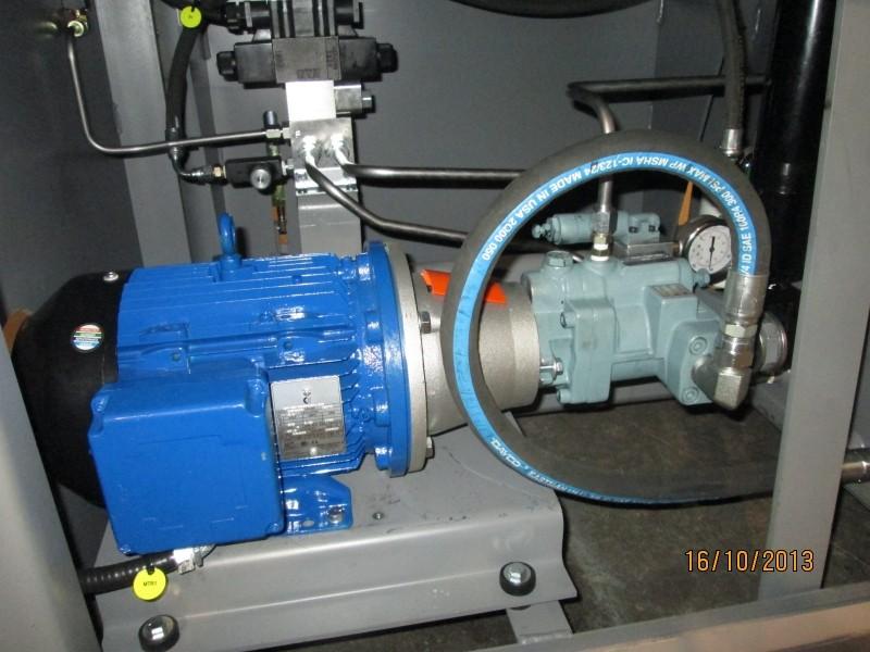 J3H - Hydraulic Pump
