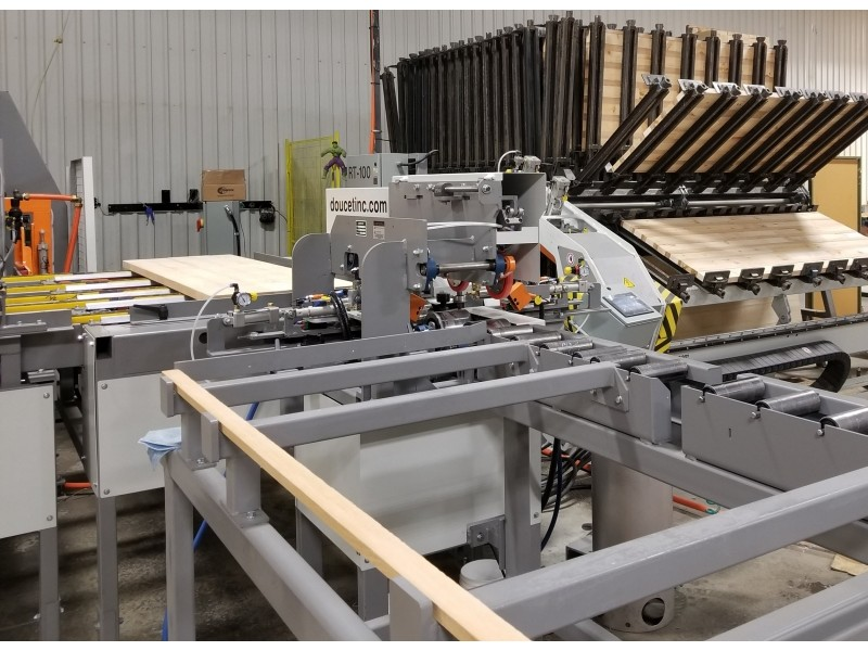 AGS Automatic Gluing System