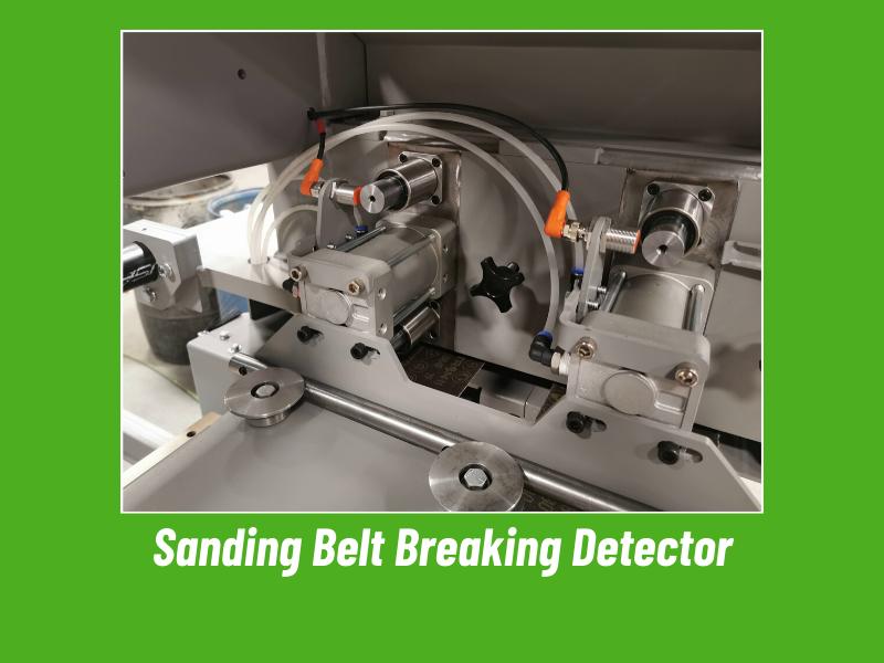 Sanding Belt Breaking Detector