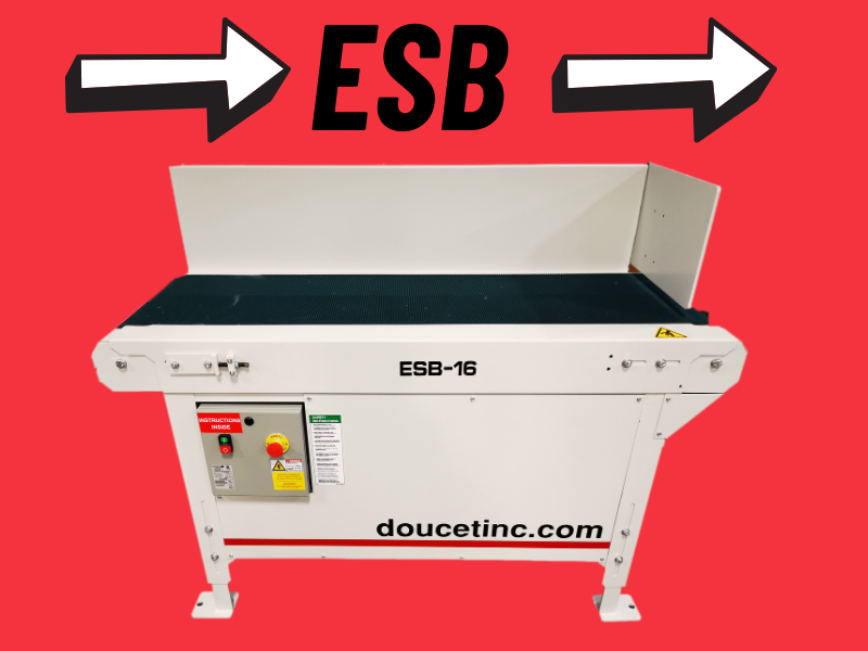 ESB Sequencer for Edgebanders