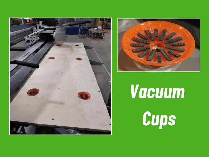 Vacuum Cup Fixture