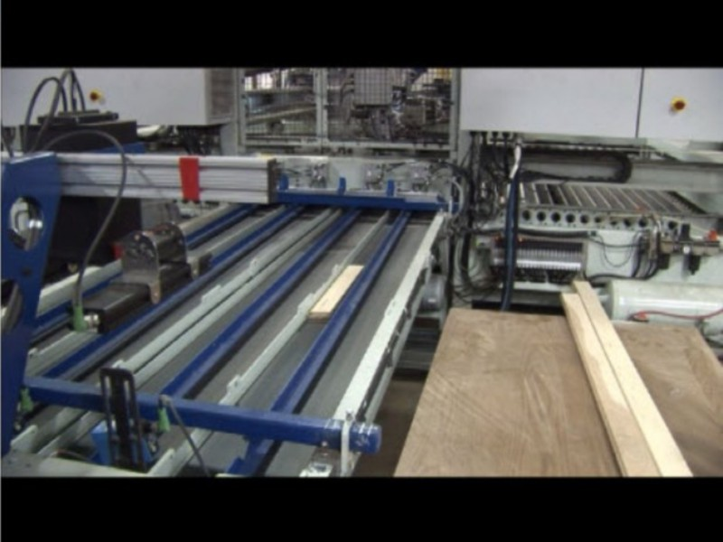 EZYPAC 300 - Belt Conveyor with Guillotine Traps
