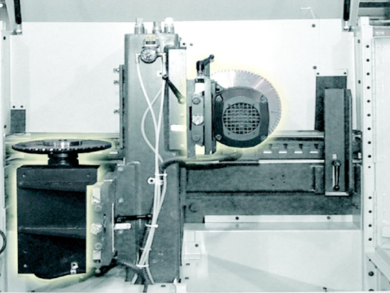 PFM - Groove Machining Center