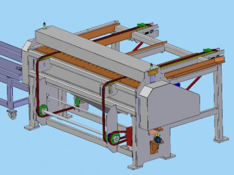 ERS Grooving Saw for Engineered Flooring
